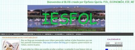 blog iesfol epifanio quiros