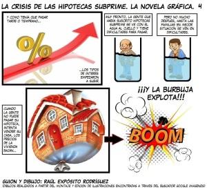 La crisis de la hipotecas subprime IV - Raúl Expósito