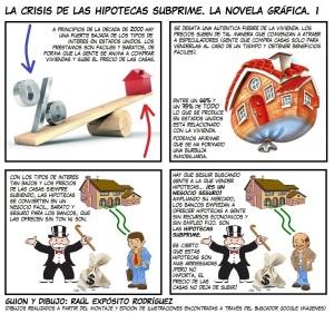La crisis de las hipotecas subprime I - Raúl Expósito