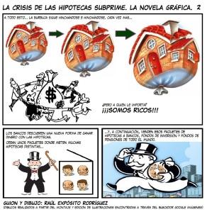La crisis de las hipotecas subprime II - Raúl Expósito