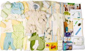 caja bebé finlandia