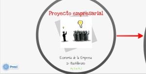 prezi proyecto empresarial