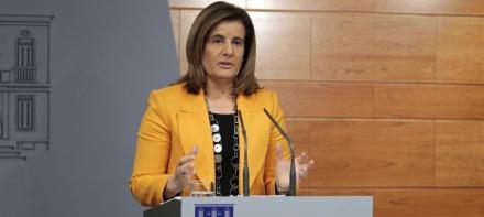 ministra trabjo fatima bañez