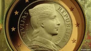 euro letón