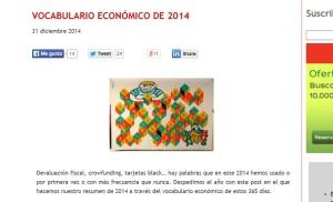 vocabulario economico 2014