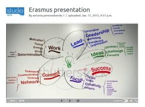 erasmus spain presentation